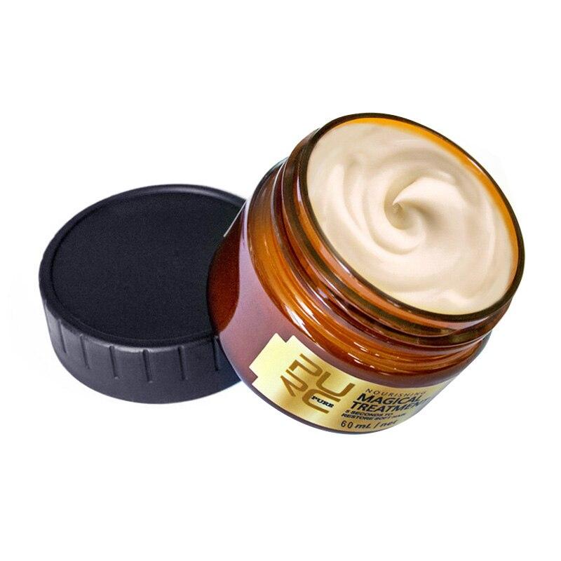 Mascarilla de tratamiento del cabello de queratina 5 segundos para reparar el daño de la raíz del cabello TSLM1