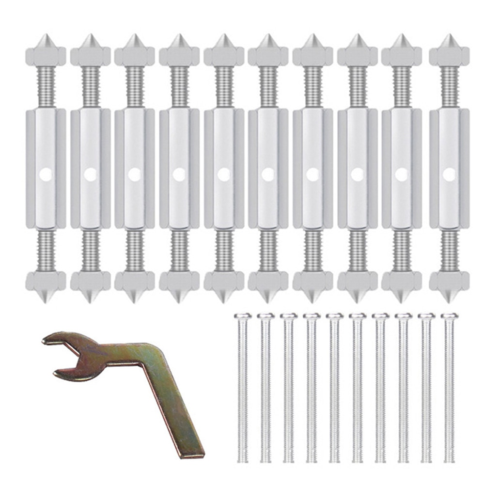 Switch Socket Cassette Screws Support Rod Wall Mount Switch Box Repair fixed Electrical Accessories Tool JA55