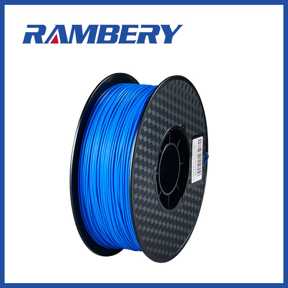 PLA 3D Drucker Filament 1,75mm ABS PLA 1,75 Filament Sapphire blau Dimensional Genauigkeit +/-0,05mm, 1kg (£ 2,2)/Spool