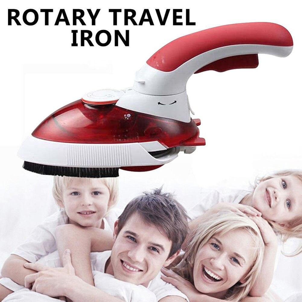 Portable Three-Speed 700w Rotatable Travel Iron Dry Household Steam Mini High-Power Handheld Iron Machine House Electric Iron
