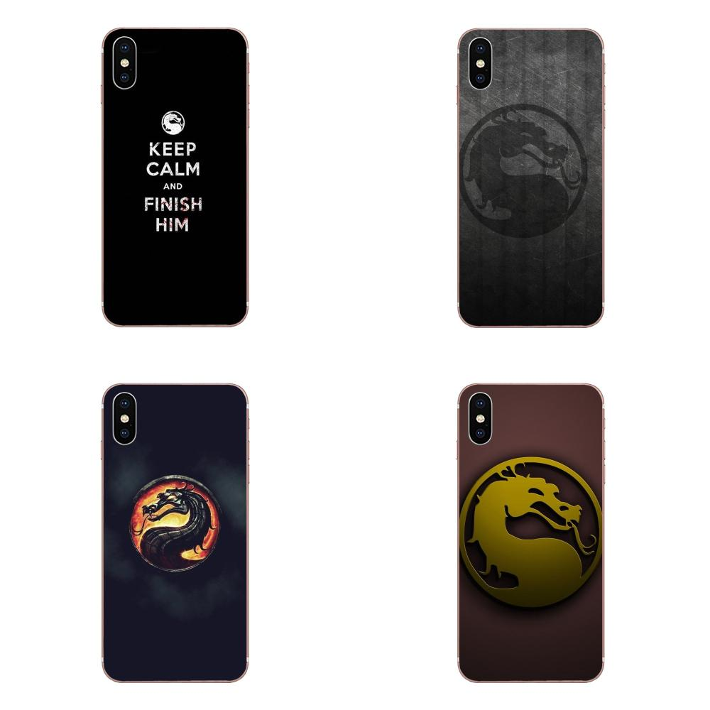 Mortal Kombat cero logotipo para Huawei P7 P8 P9 P10 P20 P30 Lite Mini Plus Pro 2017 de 2018 a 2019 fundas de teléfono TPU suaves