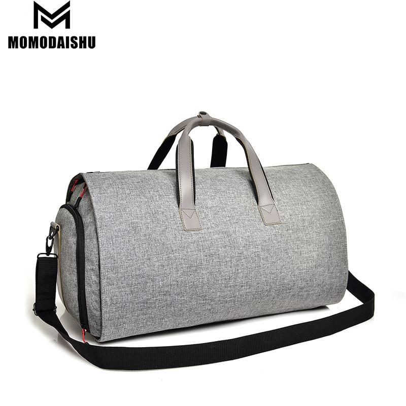 Oxford Waterproof Men Travel Bags Hand Luggage Big Travel Bag Business Large Capacity Weekend Duffle