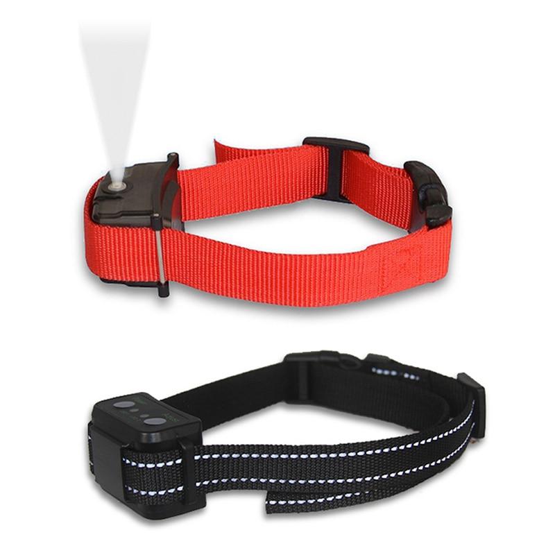 Para el entrenamiento de tu cachorro o perro Collar recargable Spray y sonido Collar de corteza seguro y automática Anti dispositivo para ladridos para perros