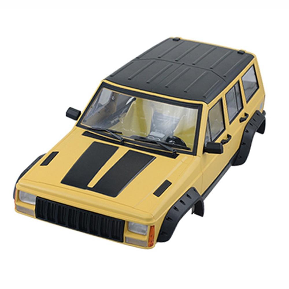 for 1/10 simulation climbing car hard shell 313 wheelbase Cherokee shell Axial SCX10 90046 90047 enlarge