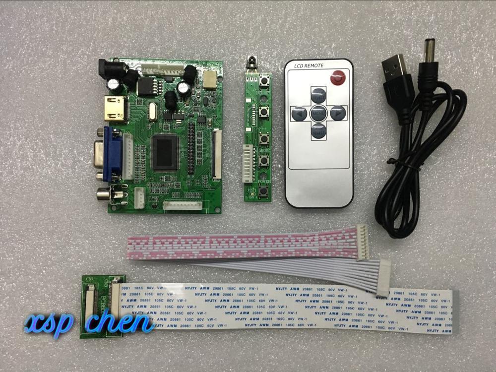 HDMI VGA AV 40PIN TTL LVDS ل LCD EJ070NA-01J M1-B1 HJ070NA-13A