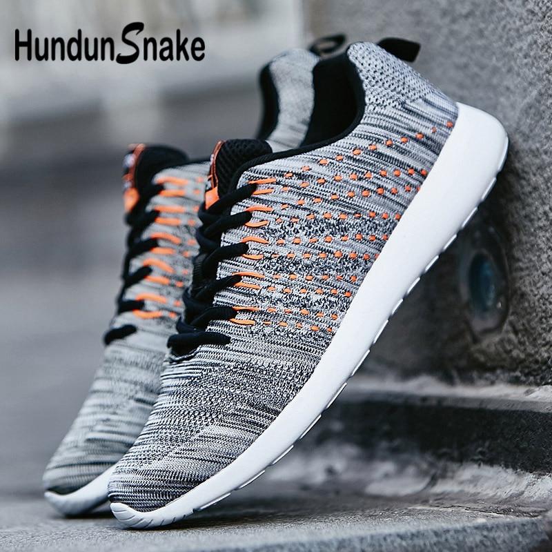 Hundunsnake Lightweight Sneakers For Men Running Shoes Sports Male Gym Shoes Men Trainers Footwear Buty Meskie Walking Sabot G-8