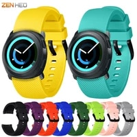 20mm silicone strap for samsung gear sportgear s2 classic replacement watch band for samsung galaxy watch 42mmgalaxy active