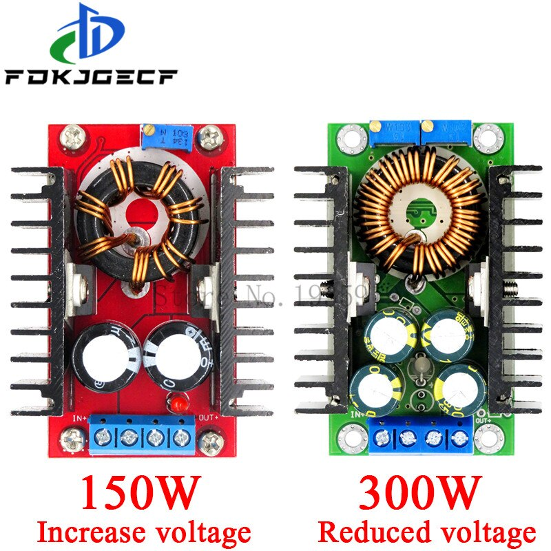 1 Pcs Dc Dc 9A 300W 150W Boost Converter Step Down Buck Converter 5-40V 1.2-35V Power Module XL4016