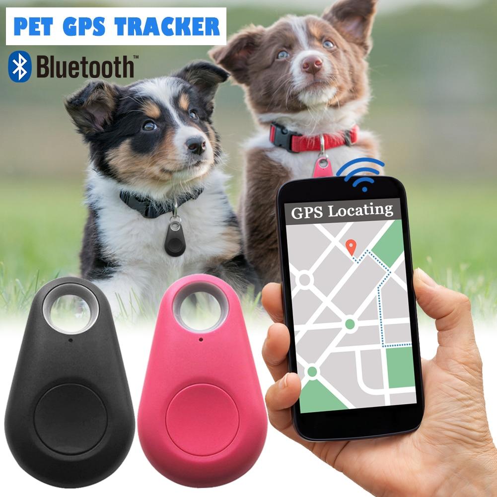New Pet Smart Bluetooth Tracker Dog GPS Camera Locator Dog Portable Alarm Tracker For Keychain Bag Pendant