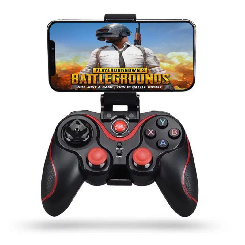 [Genuíno] PG-9118HOT s6 sem fio joystick gamepad android bluetooth bt3.0 joystick para o telefone móvel tablet caixa de tv titular