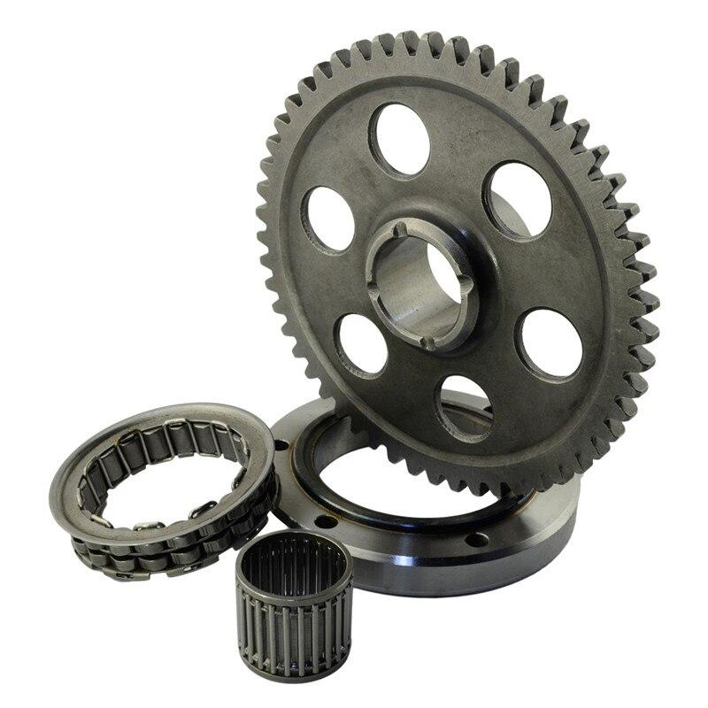 قطع غيار محرك الدراجة النارية ، قابض بدء التشغيل ، لـ YAMAHA Raptor660R YFM660R ، Raptor660 YFM660 ، Raptor YFM 660 R