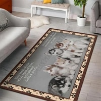 husky rug area funny dog collection carpet floor mat rug non slip mat dining room living room soft bedroom carpet 02