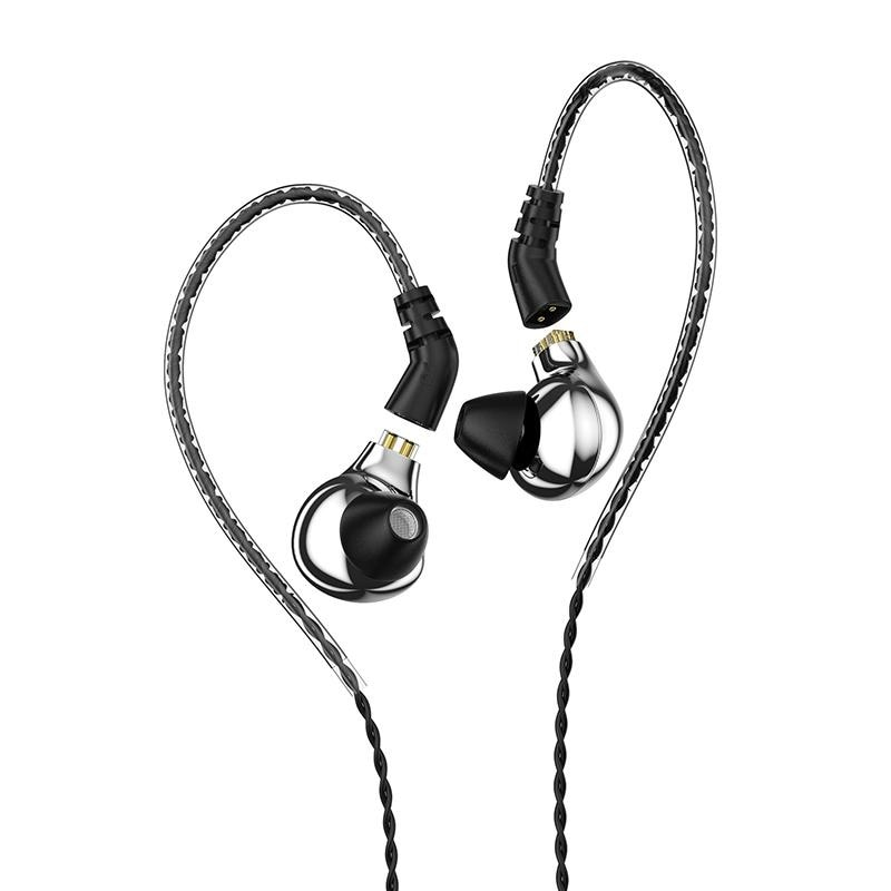New BLON BL-03 BL03 10mm Carbon Diaphragm Dynamic Driver In Ear Earphones DJ Running Earbuds with 2PIN Cable BL-05 BL-03 ZSN PRO enlarge