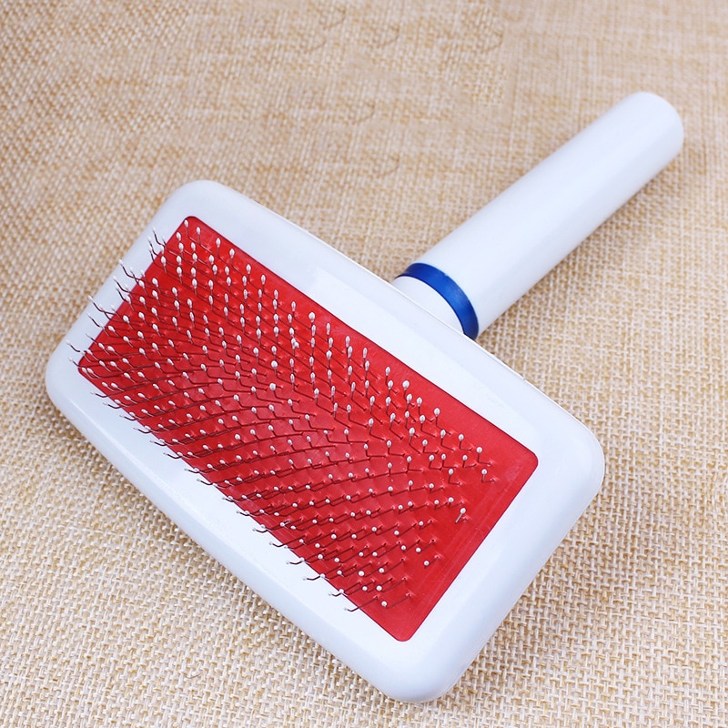 aliexpress.com - Pet Dog Cat Pin Comb Removes Hairs Brush Remover Supplies for Animal Chiens Dogs Cats Hairbush Grooming and Care Scratching Tool