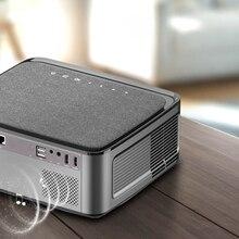 Full HD Projector WIFI Multiscreen Projetor 1920 x 1080P SmartPhone Beamer 3D Home Theater Video Cin