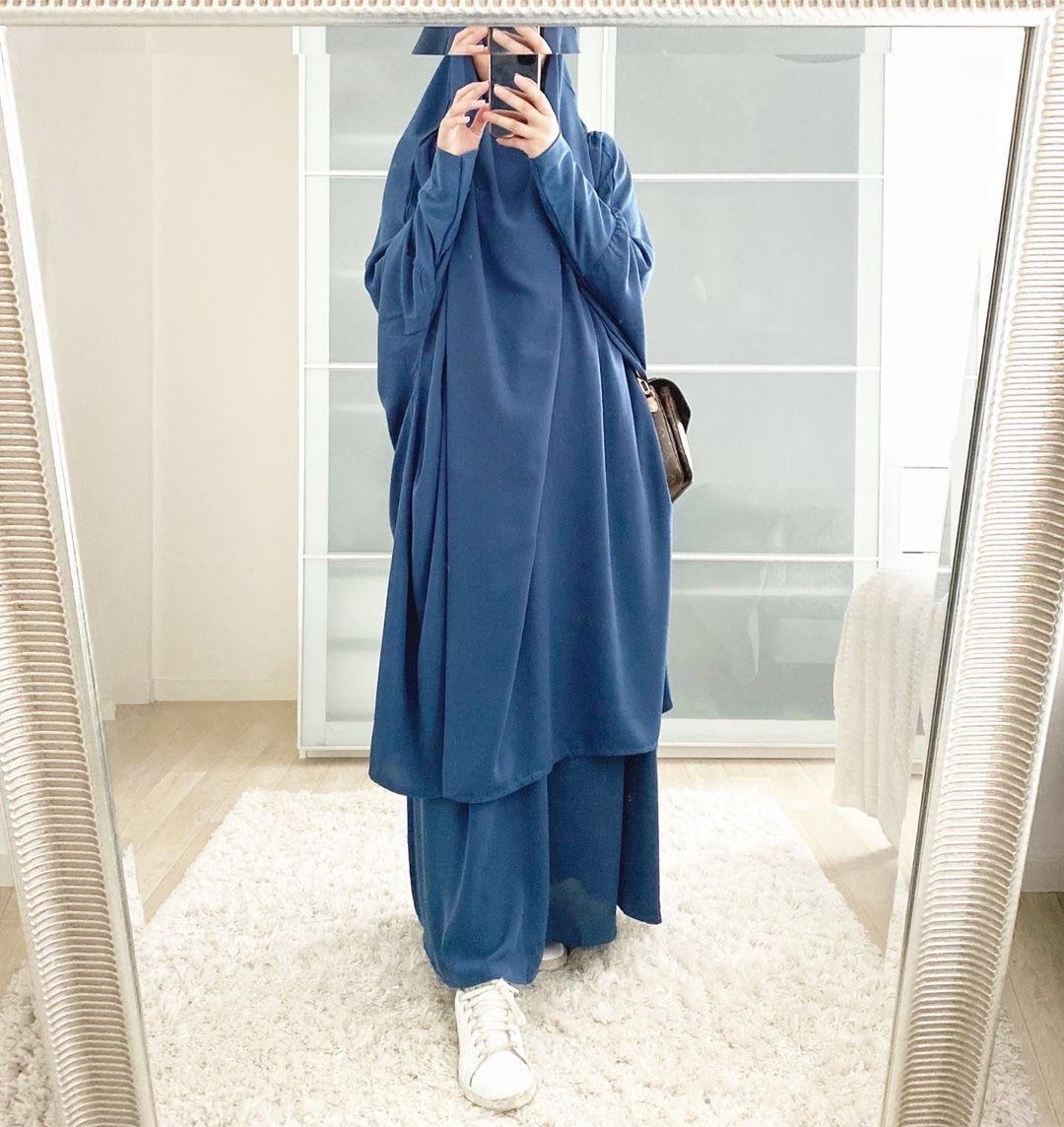 رمضان عيد عباية دبي عبايات للنساء تركيا الحجاب الإسلامي فستان إسلام الصلاة ملابس قفطان قفطان رداء خيمار جلباب النقاب