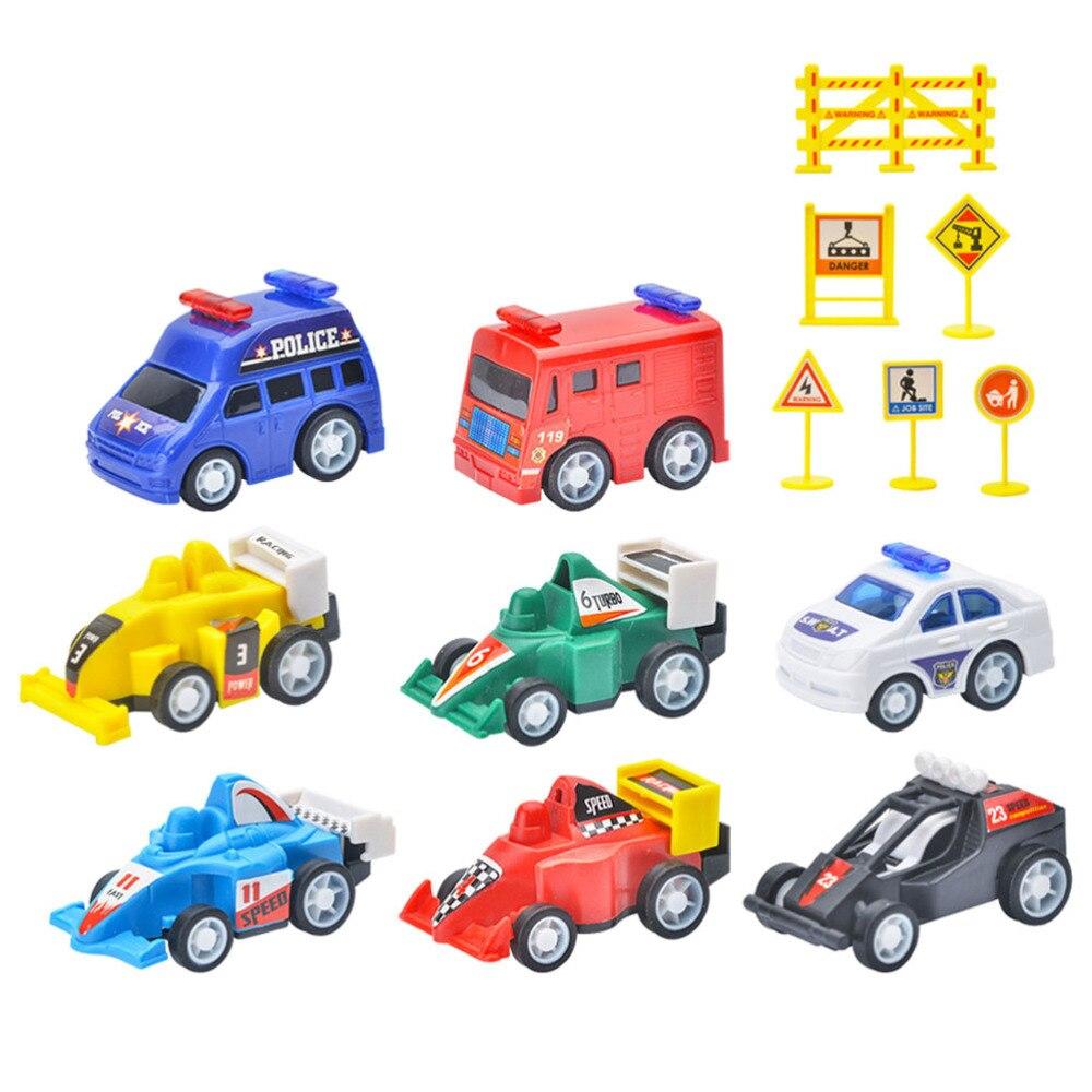 14 шт. захватывающие автомобильные игрушки формула гоночные игры игрушки устойчивые к поломкам автомобильные игрушки