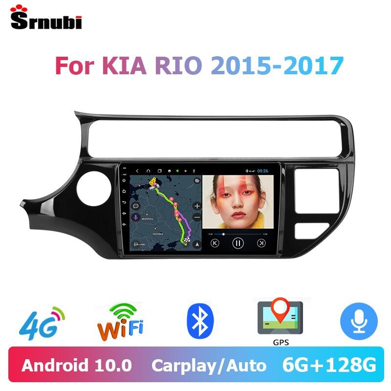 srnubi android 10 2 din car radio multimedia rds dsp ips video player for kia sportage3 2010 2016 gps navigation autoradio dvd Srnubi 9 Android 10 Carplay Auto Car Radio Multimedia Player for Kia RIO 4 K3 2015 2016 2017 2 Din GPS Navigation DVD Head Unit
