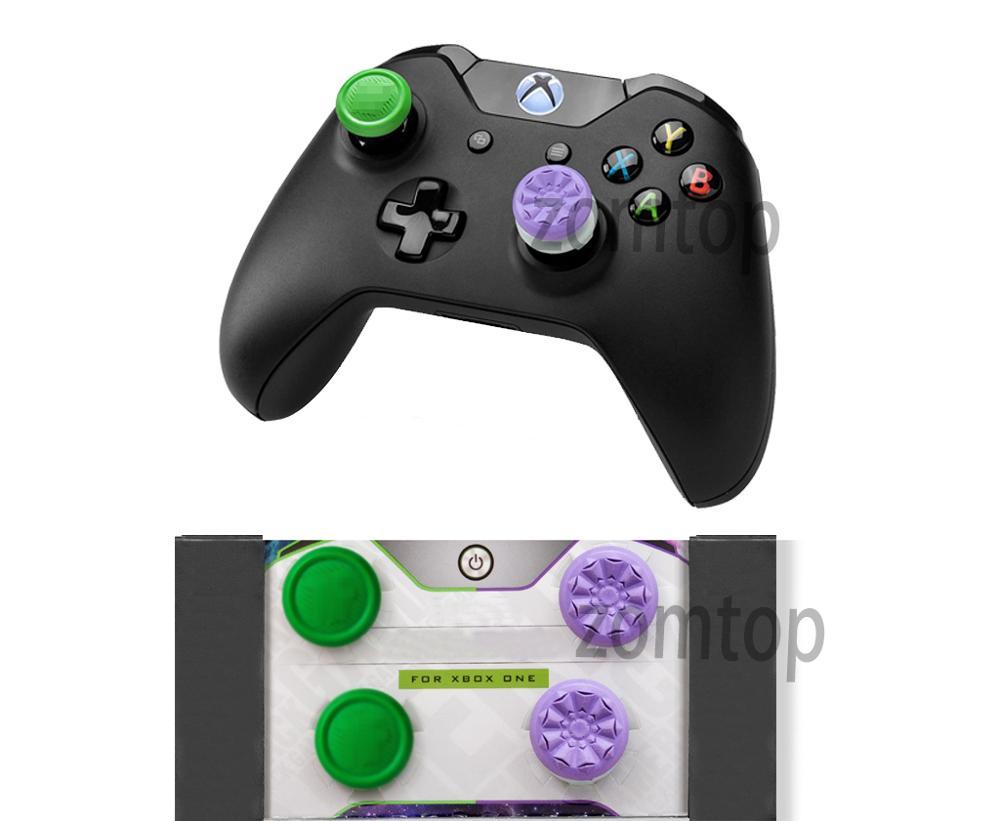 Производительность контроллер для большого пальца для Игровые приставки 4 (PS4) и Игровые приставки 5 (PS5) для Xbox один контроллер с помощью кноп...