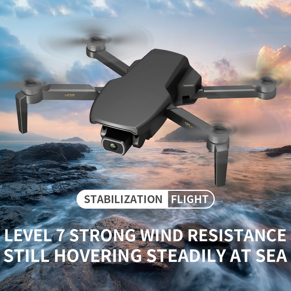 L108Pro RC Drone GPS 4K HD Camera Professional 2000m Image Transmission Brushless Motor RC Foldable Quadcopter Dron Kid Gift enlarge
