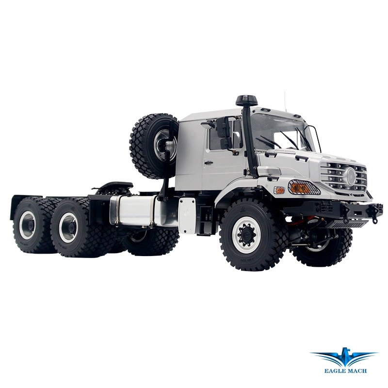 1/14 Zetros Overland 6x6 RTR Tractor Truck