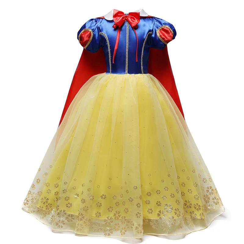 Vestido de invierno para niñas nuevo disfraz de reina de Halloween para...