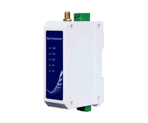 E95-DTU(400SL22P-485) Plus SX1268 410.125-493.125MHz 22dBm 5km Range 12V 24V RS485 Modbus Din Rail 433Mhz LoRa Modem