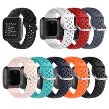 Comfortable Silicone Watch Band Replacement Straps Smart Bracelet Sports Accessories for Fitbit Blaze / Versa / Versa 2 / Blaze
