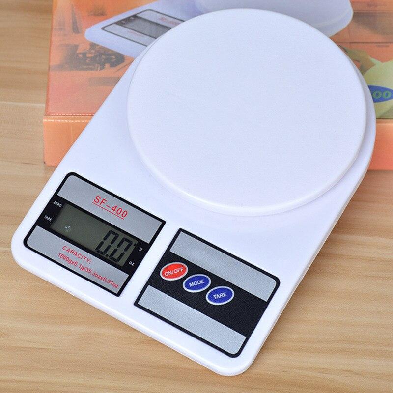 Высокоточные кухонные электронные весы, кухонные весы, бытовые пищевые электронные весы, весы для выпечки, медицинские весы 3 кг