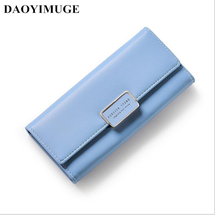 Fashion Card Holder Hand bag Litchi grain women's wallet change Women purse
