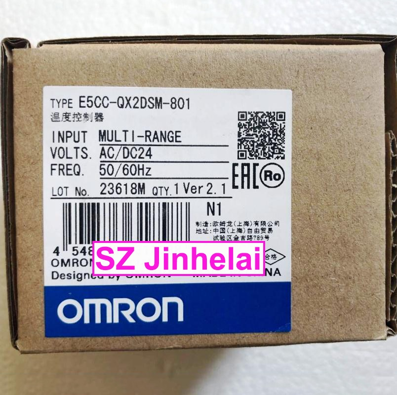 اومرون E5CC-QX2DSM-801 ، E5CC-RX2DSM-801 أصيلة الأصلي الرقمية تحكم
