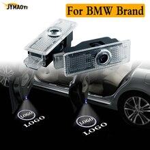 Éclairage de porte de voiture pour BMW X1 E84 X3 E83 F25 M3 E90 E91 E60 E70 X5 X6 2 pièces