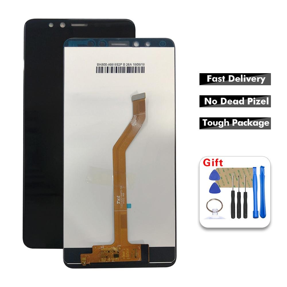 "5,99 ""LCD para Lenovo K5 Pro LCD pantalla digitalizador montaje de la pantalla del Panel táctil + herramientas gratis"