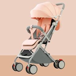 Portátil bebê boneca viagem bolso pram 170 graus ultra leve guarda-chuva dobrável simples carrinho de bebê leve