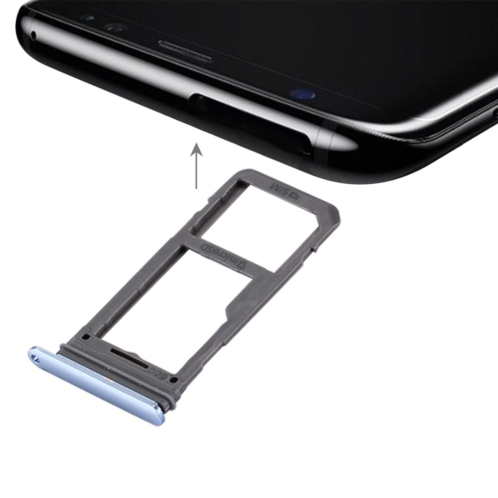 5pcs/lot SIM Card Tray + Micro SD Tray for Galaxy S8 enlarge