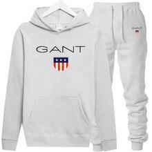 Sweat-shirt à capuche et pantalon de Jogging pour femme, ensemble deux pièces de couleur unie, tenue de printemps et dautomne