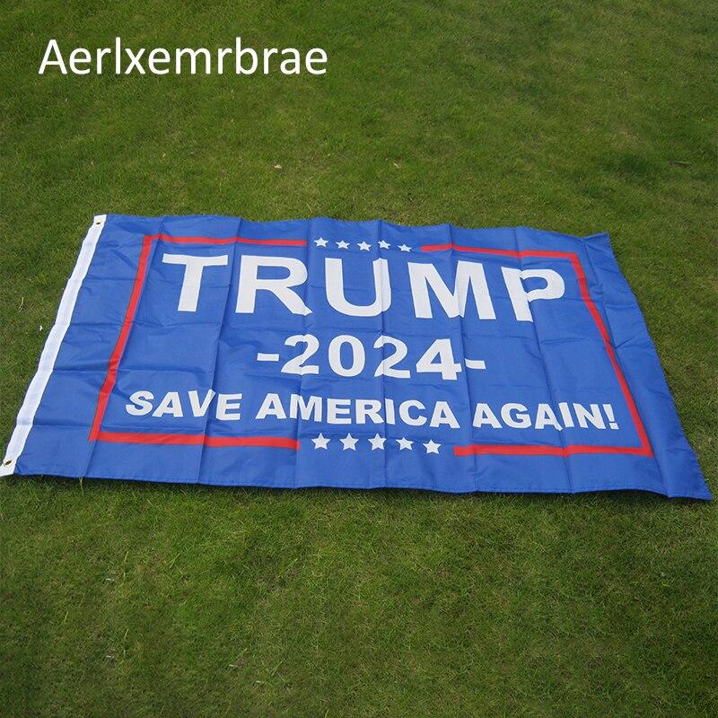 Бесплатная доставка, флаг aerlxemrbrae, флаг Трампа 2024, флаг Дональда флаг