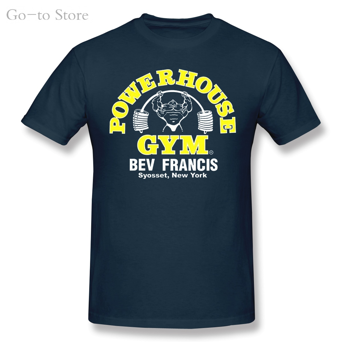 Tops T Shirt Men Powerhouse Gym Summer Harajuku Geek Cotton Male Tshirt Fashion T-shirt