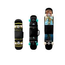 Funda para monopatín de alta calidad, duradera, práctica, portátil, para Skateboard, mochila de transporte para Longboard