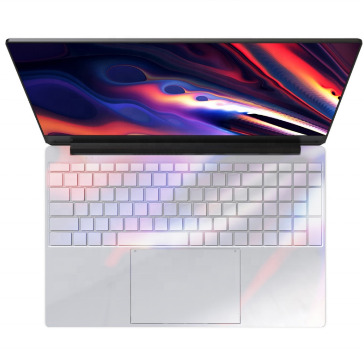 15.6 inch Gaming Laptop With 4G RAM 128GB SSD ROM Notebook Computer Backlit Keyboard Metal Win10 Ultrabook