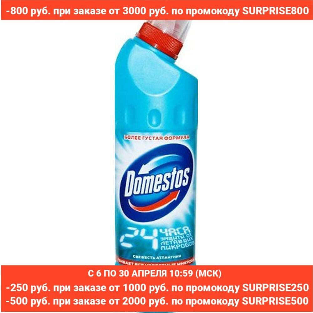 Domestos Чистящее средство для унитаза, атлантическая свежесть, 1 л