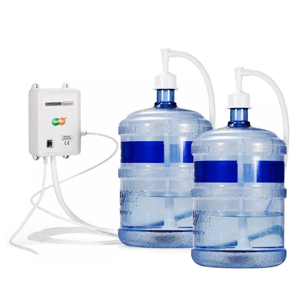 Hzexun-مضخة موزع مياه للثلاجة ، مضخة موزع مياه بمدخل واحد 6 متر للثلاجة ، 110 فولت/220 فولت