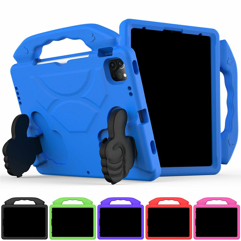 EVA Case Air Tablet Case Kids Handle A2316 A2324 Cover Stand iPad for Safe 4 2020
