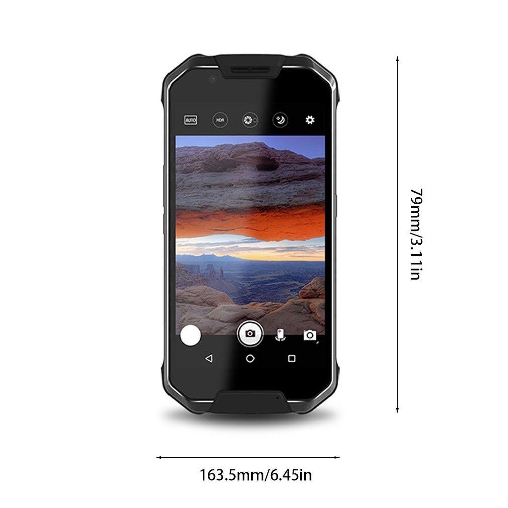 AGM-X2 SE смартфон 5,5 дюймов Экран 1920x1080 6 ГБ + 128G Батарея 4,1 двойные задние Камера для Android 7,1