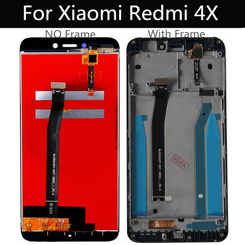 tested! For XIAOMI Redmi 4X LCD Display+Touch Screen+Tools Digitizer Assembly Replacement FOR Xiaomi Redmi 4X Pro  LCD недорого