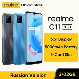 realme C11 2021 Global Russian Version 2GB RAM 32GB ROM 6.5