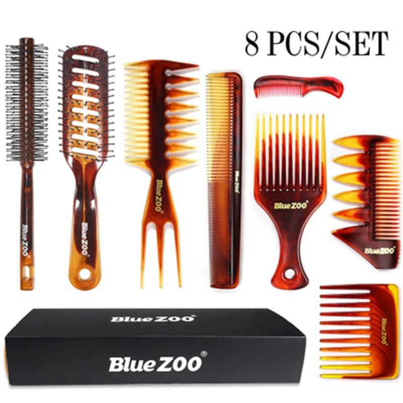 Peine Profesional de peluquería para hombre, para el hogar de peluquero herramientas...