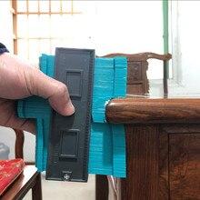 12cm 14cm 25cm jauges de Contour en plastique forme profil copie pour bois outil de marquage carrelage stratifié carreaux outils généraux