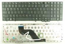 SSEA новая американская клавиатура с тензометрические Джойстики для ноутбука hp EliteBook 8540 8540P 8540W