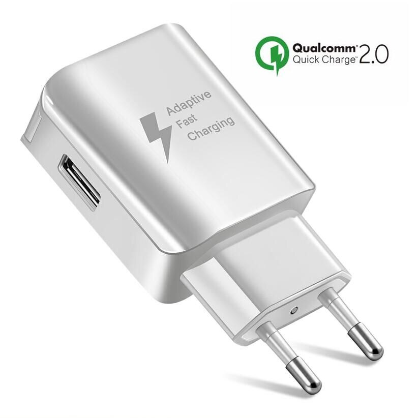 Universal USB Handy-ladegerät EU Us-stecker Reise Wand Schnelle Lade Adapter Handy Ladegeräte Für Samsung Huawei xiaomi iphone